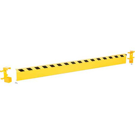 "Structural Guard Rail w/2 Drop-In Brackets - 96""L"
