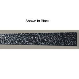 Balt® Rubber Bulletin Bar 6'W Blue - Set of 6