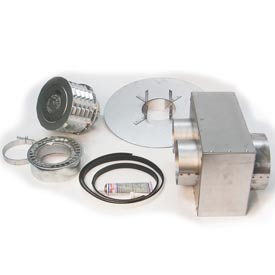 Concentric Vent Kit For Beacon Morris 174 Gas Fired Unit