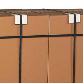 """Strapping Protectors 2"""" x 2"""" x 6"""" 0.225"""" Thick 300 Pack"""