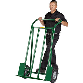 Little Giant® Super-Sized Hand Truck T-1000-12P - Pneumatic with Continuous Handle