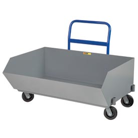 "Little Giant® Low Profile Hopper Truck HT-3651-6PH, 16"" Deep"