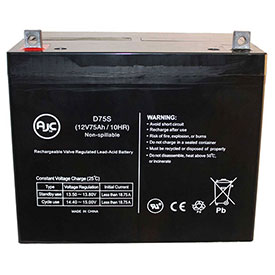 AJC® Meyra 3422 12V 75Ah Wheelchair Battery