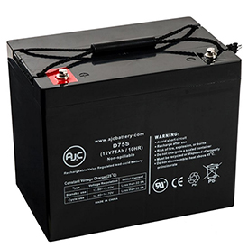AJC® Sterling HA90-270 12V 75Ah Sealed Lead Acid Battery
