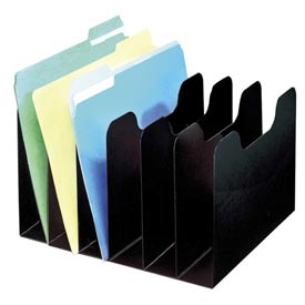 Classic™ 6 Pocket Vertical Separator - Black