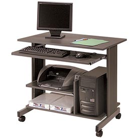 Mini Tower Workstation - Charcoal