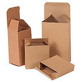 "Chip Carton 4-1/4"" x 1-1/4"" x 4-1/4"" - 500 Pack"