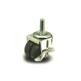 Shepherd® C00 Series Threaded Stem Caster C0020748ZN-POS01(KK)B
