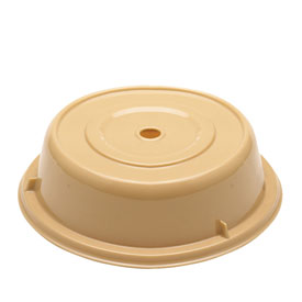 "Cambro 1007CW133 - Camcover  10 5/8"",  Beige - Pkg Qty 12"