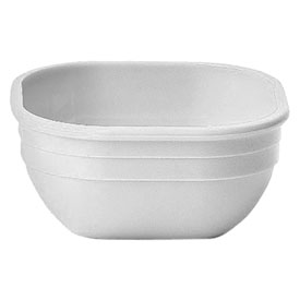 Cambro 10CW148 - Bowl Square 9.4 Oz.,  White - Pkg Qty 48
