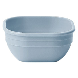 Cambro 10CW401 - Bowl Square 9.4 Oz.,  Slate Blue - Pkg Qty 48