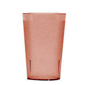 Cambro 800P156 - Tumbler, Colorware, 8 Oz., 72 Qty.,  Ruby Red - Pkg Qty 72
