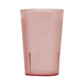 Cambro 800P409 - Tumbler, Colorware, 8 Oz., 72 Qty.,  Blush - Pkg Qty 72