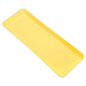 Cambro 92615MT145 - Market Tray Pens 9 x 26 x 1.5, Yellow - Pkg Qty 12