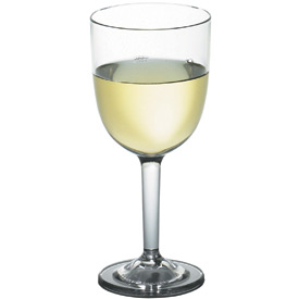 Cambro BWW10CW135 - Barware Wine 10 Oz., Clear - Pkg Qty 24