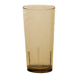 Cambro D16609 - Tumbler Delmar, 16 Oz., Light Amber - Pkg Qty 36