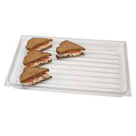 Cambro DT1220CW135 - Display Tray Rectangular 12x20, Clear