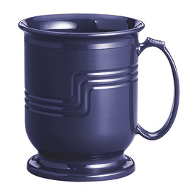 Cambro MDSM8497 - 8 Oz Coffee Cup,  Navy Blue - Pkg Qty 48