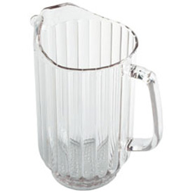 Cambro P600CW135 - Pitcher 60 Oz., Clear - Pkg Qty 6