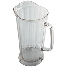 Cambro P64CW135 - Pitcher 64 Oz., Clear - Pkg Qty 6