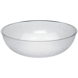 "Cambro PSB18176 - Bowl Pebble Camwear Round 18"", Pebbled - Pkg Qty 4"