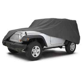 Classic Accessories Overdrive Polypro 3 SUV / Pickup Cover - Jeep - 10-020-251001-00