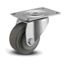 "Albion® Institutional Caster - Rigid 3"" Diameter 275 Lb. Cap. - DCXS03031-R"