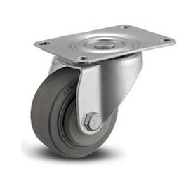 "Albion® Institutional Caster - Rigid 4"" Diameter 325 Cap. Lbs."