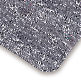 Crown Workers-Delight Supreme Anti-Fatigue Mats - 2x3' Gray