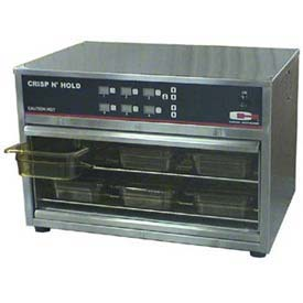 Vertical Crisp N Hold Cabinet, Fried-Crispy Food Holding Cabinet