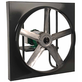 Continental Fan ADP16-1/4-3 Panel Fan Direct Drive Three Phase 2430 CFM