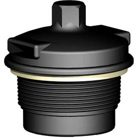 "2"" Male NPS Threaded Dual Action Vent With 2Psi Spring"
