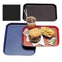 "Cambro 1014FF110 - Tray Fast Food 10"" x 14"",  Black - Pkg Qty 24"