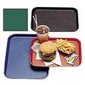 "Cambro 1014FF119 - Tray Fast Food 10"" x 14"",  Sherwood Green - Pkg Qty 24"