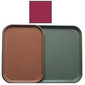 """Cambro 1116505 - Camtray 11"""" x 16"""", Cherry Red - Pkg Qty 24"""