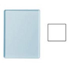 "Cambro 1216D148 - Tray Dietary 12"" x 16"", White - Pkg Qty 12"