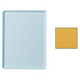"Cambro 1216D171 - Tray Dietary 12"" x 16"", Tuscan Gold - Pkg Qty 12"