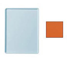 "Cambro 1216D220 - Tray Dietary 12"" x 16"", Citrus Orange - Pkg Qty 12"