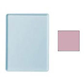 "Cambro 1216D409 - Tray Dietary 12"" x 16"", Blush - Pkg Qty 12"