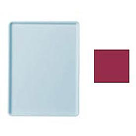 "Cambro 1216D505 - Tray Dietary 12"" x 16"", Cherry Red - Pkg Qty 12"