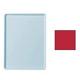 "Cambro 1216D510 - Tray Dietary 12"" x 16"", Signal Red - Pkg Qty 12"