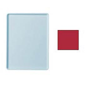 "Cambro 1216D521 - Tray Dietary 12"" x 16"", Cambro Red - Pkg Qty 12"