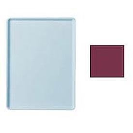 "Cambro 1216D522 - Tray Dietary 12"" x 16"", Burgundy Wine - Pkg Qty 12"