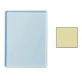 "Cambro 1216D536 - Tray Dietary 12"" x 16"", Lemon Chiffon - Pkg Qty 12"