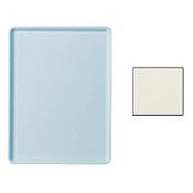 """Cambro 1216D538 - Tray Dietary 12"""" x 16"""", Cottage White - Pkg Qty 12"""