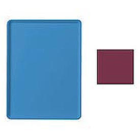 "Cambro 1219D522 - Tray Dietary 12"" x 19"", Burgundy Wine - Pkg Qty 12"