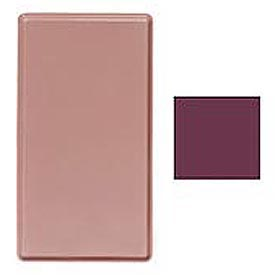 "Cambro 1222D522 - Tray Dietary 12"" x 22"", Burgundy Wine - Pkg Qty 12"