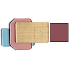 Cambro 1313410 - Camtray 33 x 33cm Metric, Raspberry Cream - Pkg Qty 12