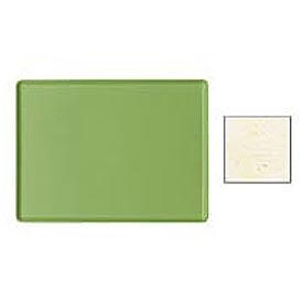 "Cambro 1216D113 - Tray Dietary 12"" x 16"", Lime-Ade - Pkg Qty 12"