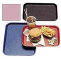 "Cambro 1418FF409 - Tray Fast Food 14"" x 18"",  Blush - Pkg Qty 12"